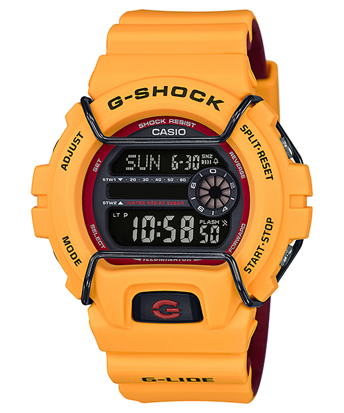 Casio G-Shock G-Lide Watch GLS-6900-9DR