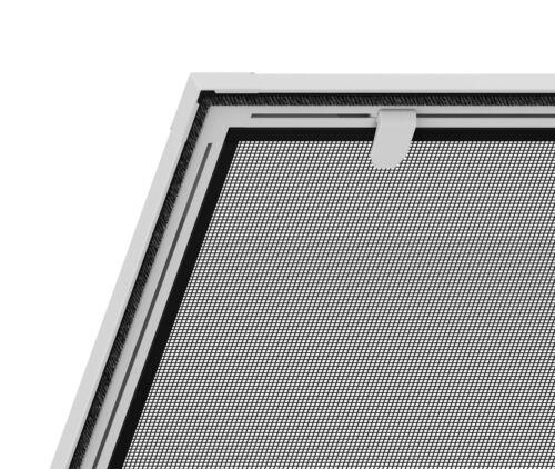 easy life Insekten-Sonnenschutz Alu-Rahmen für Dachfenster easyLINE Mückenschutz