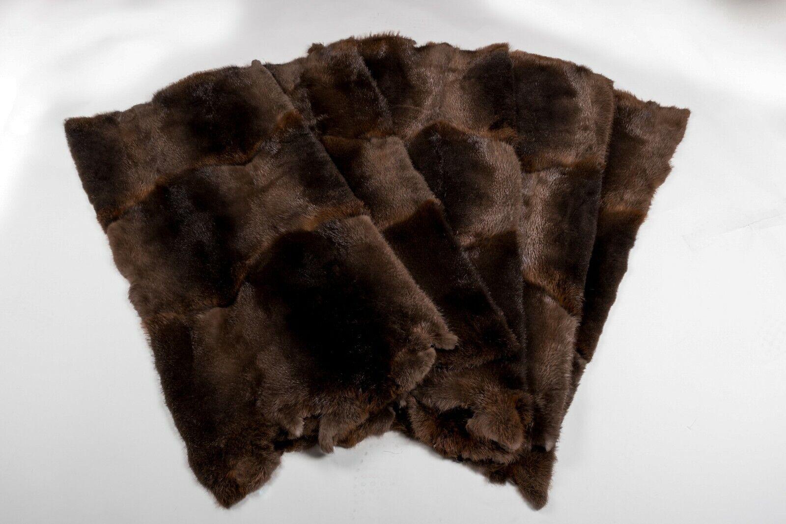 1945 Biber Tafeln Echtfell Echtfell Echtfell Fell Pelz   Beaver Skins Plates Genuine Fur Body | Clever und praktisch  | Günstige Bestellung  | Schönes Design  | Treten Sie ein in die Welt der Spielzeuge und finden Sie eine Quelle des Glücks  | Vorzüglich  6f79b0