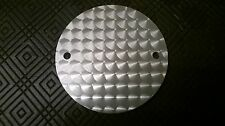 CNC ALUMINIUM ENGINE TURNED SWIRLS TIMER COVER HARLEY DAVIDSON BUELL