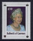 2006 GUERNSEY 80th BIRTHDAY OF QUEEN ELIZABETH II £10 STAMP FINE MINT MNH/MUH