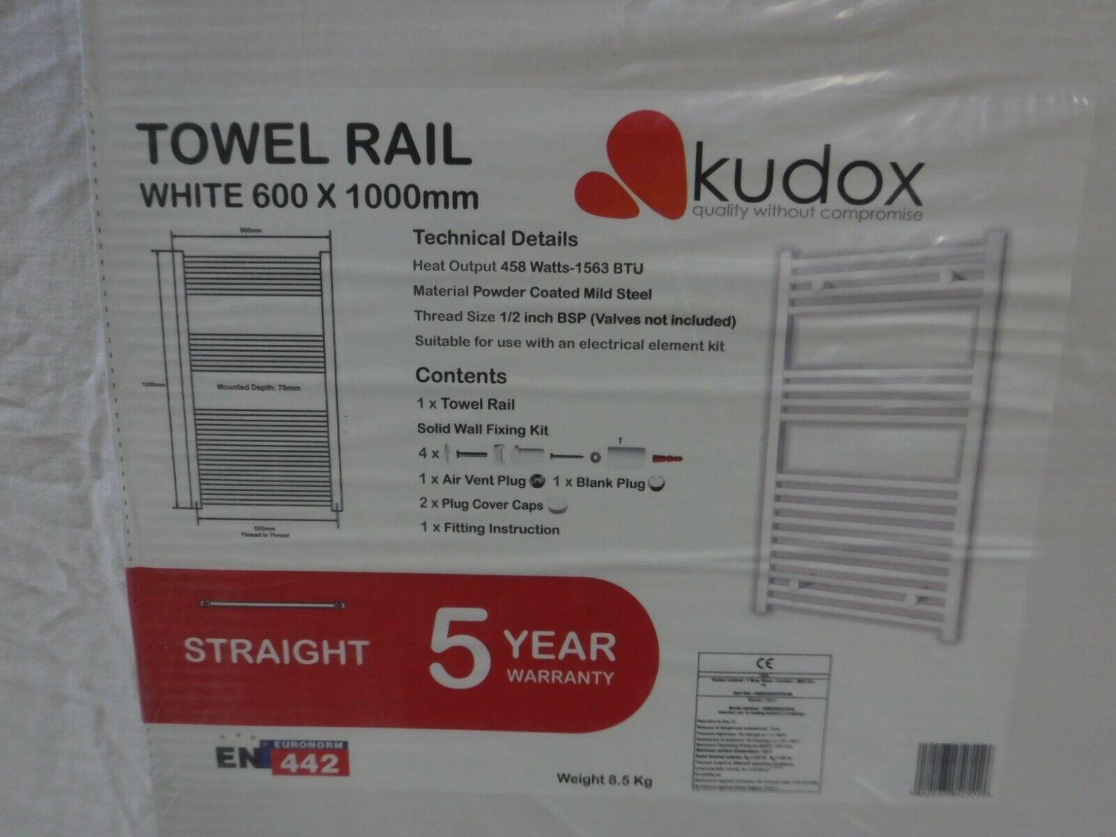 Kudox Towel Rail