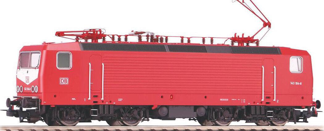 Piko 51710 gasóleo br 143 104-9 de DB AG EP. V