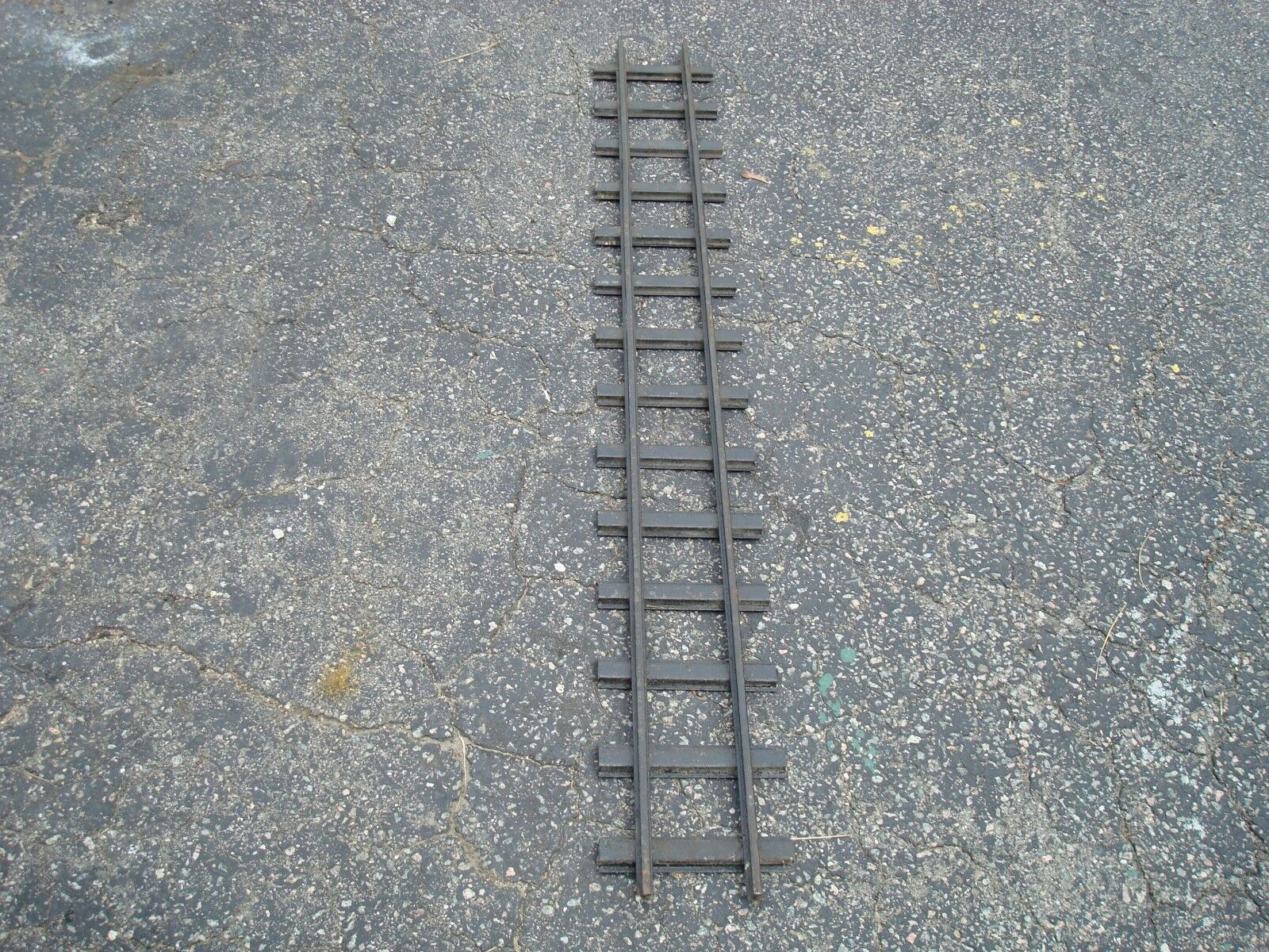 Buddy L Tren Straight Track