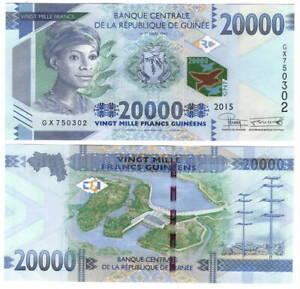 UNC-Guniea-20000-Francs-2015-P-50