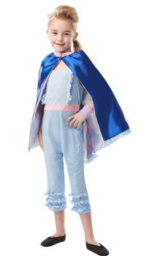 BO-PEEP TOY STORY 4 Ragazze Costume Scuola Libro Settimana Vestito