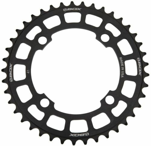 Box Two 6061 Chainring 104BCD Black