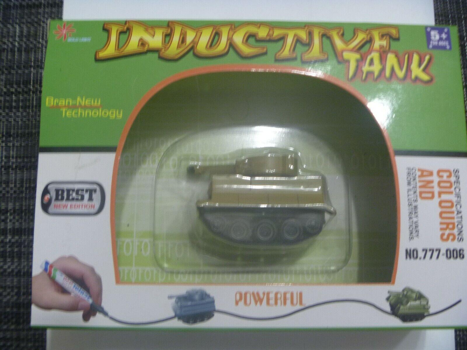 YoCosii Mini Magic Trucks Toy Induction Vehicle Model Follow Black Line Inductive Truck Toy Learning /& Fun for Kids Imaginative Educative