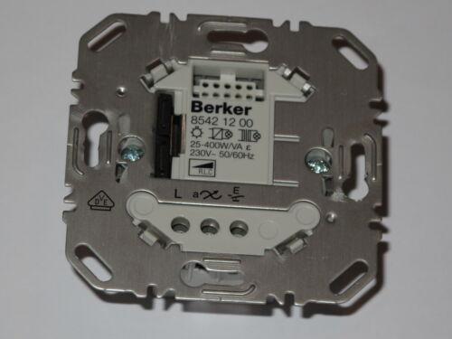 BERKER Universal-Tastdimmer 1-fach Elektronik-Plattform 85421200 25-400VA