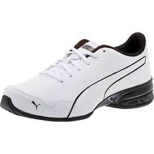 19a86abfd5f Men s Puma Super Levitate Running Shoes White Black 19097401 WBK