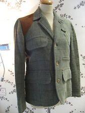 NEW Ralph Lauren Blue Label wool/alpaca tweed jacket blazer.