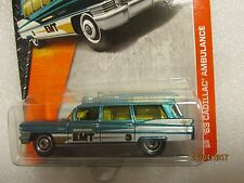 Matchbox CADILLAC AMBULANCE New Sealed on Card