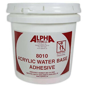 Universal-Flexible-Glue-RV-Vehicle-Roofing-Water-Base-Adhesive-Quick-Dry-8010
