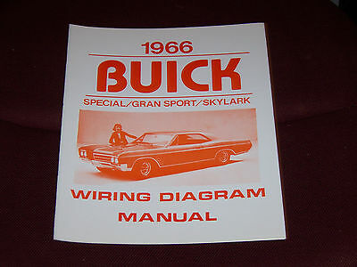 [DIAGRAM_38IS]  1966 BUICK WIRING DIAGRAM MANUAL GS SKYLARK SPECIAL 66 | eBay | 1966 Buick Special Wiring Diagram |  | eBay