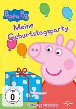 DVD * PEPPA PIG - MEINE GEBURTSTAGSPARTY (2) # NEU OVP +