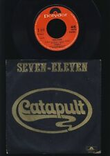 Catapult - Seven Eleven - Springtime Ballyhoo - 7 Inch Vinyl Single  - HOLLAND