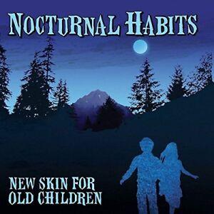 Nocturnal-Habits-New-Skin-for-Old-Children-CD