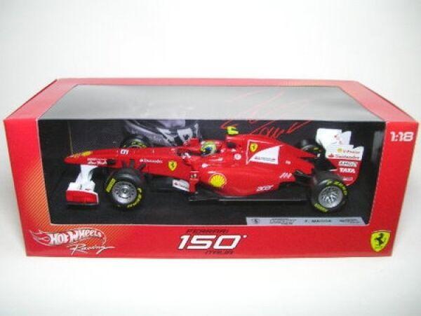 Ferrari 150 Italia No. 6  F  . Massa Formula 1 2011