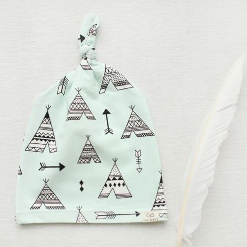 Mignon Enfant Fille//Garçon Baby Infant Printemps Chaud Crochet Tricot Bonnet Beanie Cap