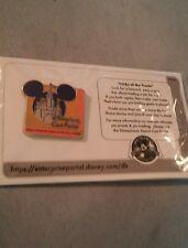 Disney Pin Cast Portal Disneyland Resort Member Exclusive Castle RARE New #4