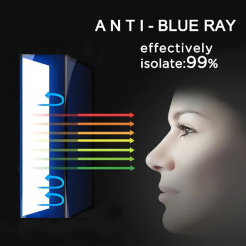 """2X Clarity Anti Glare//Blue-Ray Screen Protector For Asus Zenbook Pro UX501 15.6/"""""""