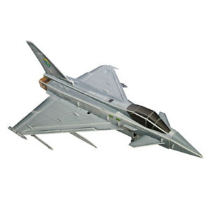 RAF-Eurofighter-Typhoon-3D-foam-puzzle-RAF-Official-License-BNIB-BARGAIN