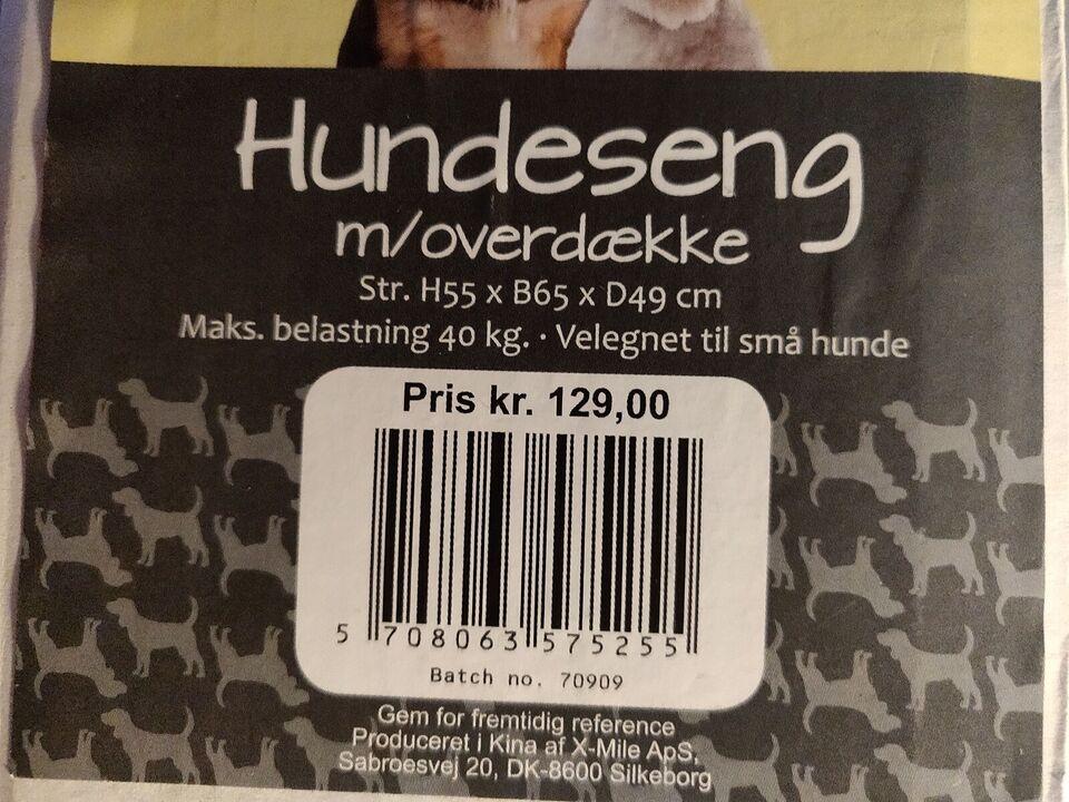 Hundeseng, HUNDE SENG MED OVERDÆKKE