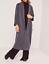 Wool 1 Missguided Gray m55 Maxi Tall Coat sjaalkraag rEwnqra0