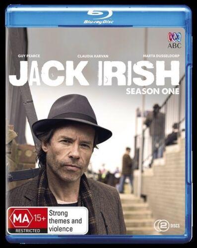 1 of 1 - Jack Irish - TV Series : Season 1 (Blu-ray, 2016, 2-Disc Set)*Terrific Condition