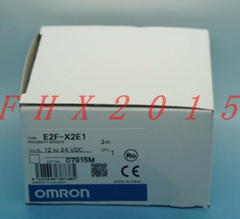 ONE NEW Omron proximity Proximity switch sensor E2F-X2E1