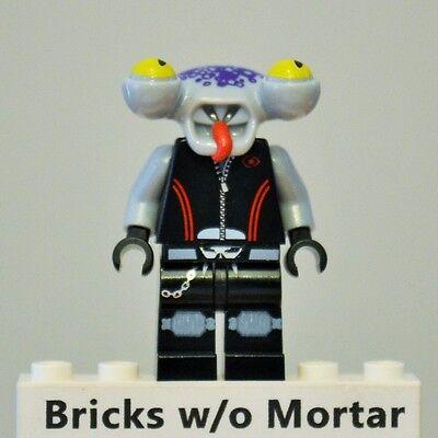 Space Police 3 Alien Squidtron Minifigure LEGO Space