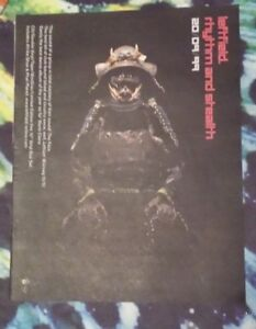 Leftfield-Rhythm-and-Stealth-1999-press-advert-Full-page-29-x-37-cm-poster