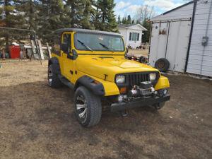 1995 Jeep TJ