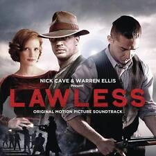 NICK CAVE & Warren Ellis Lawless LP Vinyl Soundtrack 180g Limited Edition * RARE