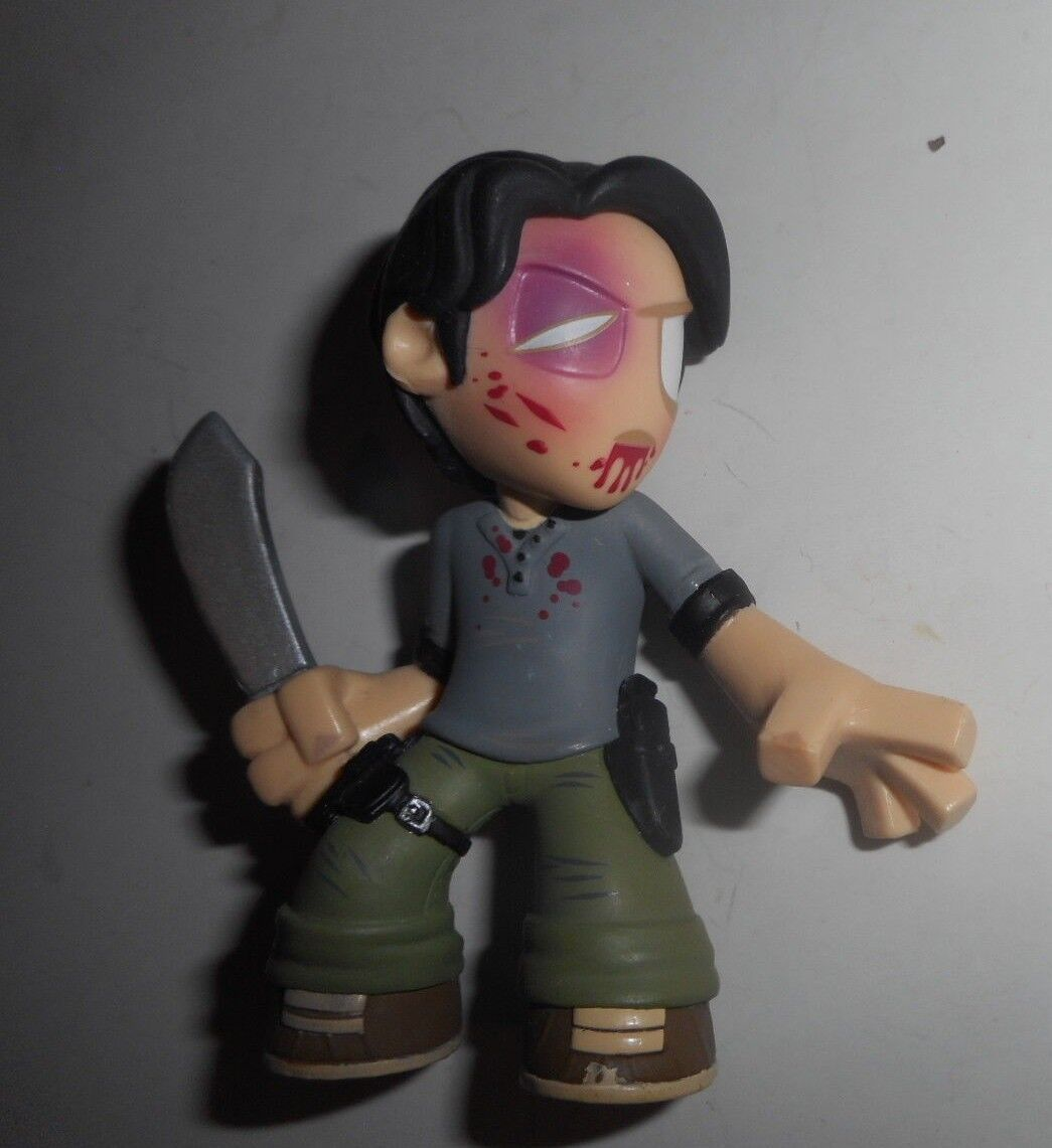 Funko Mystery Mini The Walking Dead Series 3 Glenn Bloody Chase Variant Rare Lot