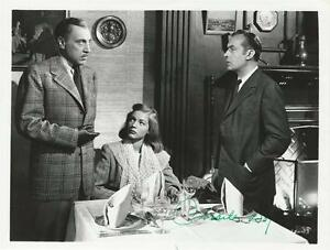 Charles-Boyer-1899-1978-Confidential-Agent-1945-Autographed-8x10-Photo