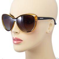 Black Cat Eye POLARIZED Sunglasses Retro Classic Vintage Design Women Fashion B