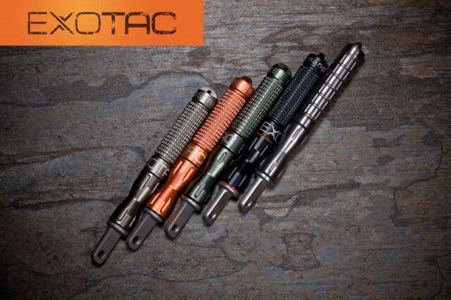 Exotac nanoSTRIKER XL Firestarter 001140BLK Replaceable Ferrocerium rod works we