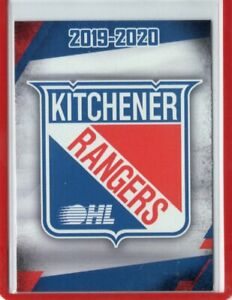 2019-20-KITCHENER-RANGERS-OHL-Team-Set-Single-Cards-U-Pick