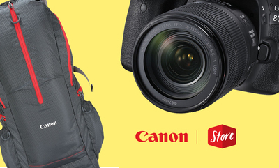Black Friday Offers From Canon on eBay