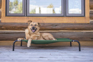 FurHaven-Pet-Elevated-Cot-Dog-Bed-Hammock