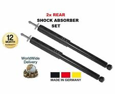 FOR SAAB 9-3 9 3 2.0 2.2 2.3 TURBO 1998-2002 2x REAR SHOCK ABSORBER SHOCKER SET