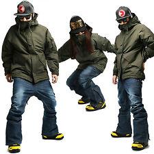 SOUTHPLAY COLLECTION Wasserdichte Ski Snowboard Jumper Anzüge Jacke + Hose K10