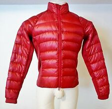 NEW WESTCOMB WOMEN'S CAYOOSH SWEATER 900 FILL CANADA GOOSE DOWN SIZE SMALL RED