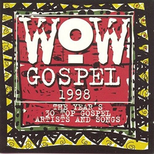 Wow Gospel 1998 CD 2 discs (2006)