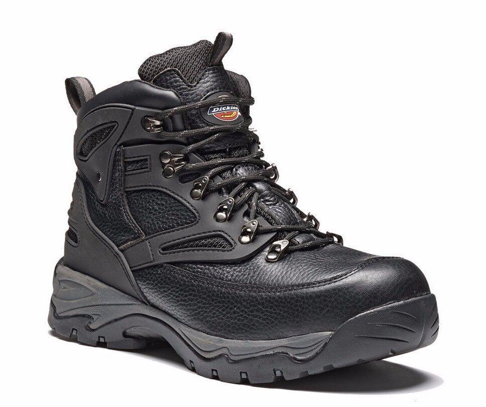 Dickies Mens Preston Safety Work Stiefel Größe UK 6 - 12 Steel Toe Cap Hiker Stiefel
