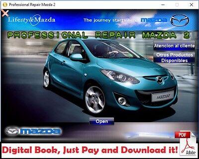 2014 Mazda2 Factory Repair Service Manual