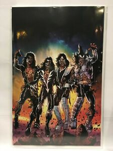 Kiss-Zombies-1-1-20-Photo-Virgin-Variant-NM-1st-Print-Dynamite-Comics