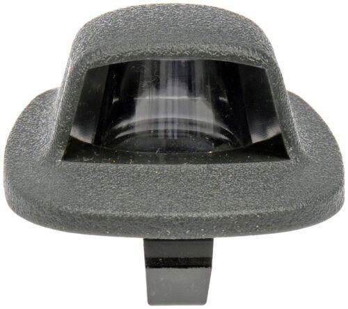 License Lamp Lense Dorman 68196 fits 00-04 Nissan Xterra