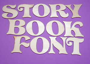 STORY-BOOK-FONT-LETTERS-Unfinish-Wood-Shapes-4SBF630C